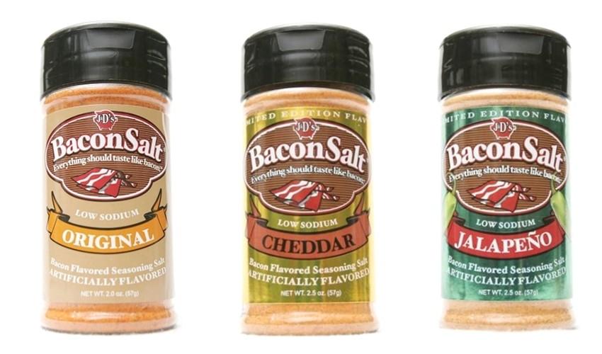 Sol s okusom slanine