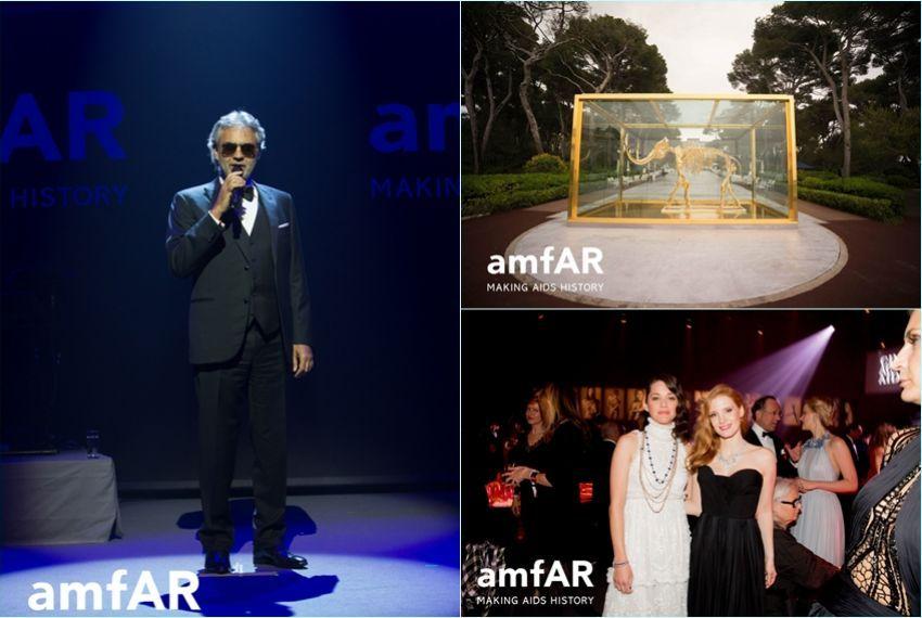 amFAR večer u Cannesu