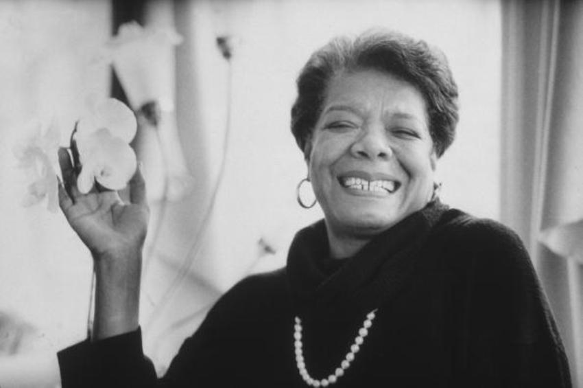 Maya Angelou; 4.4.1928. - 28.5.2014.