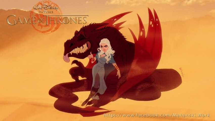Game of Thrones/Disney