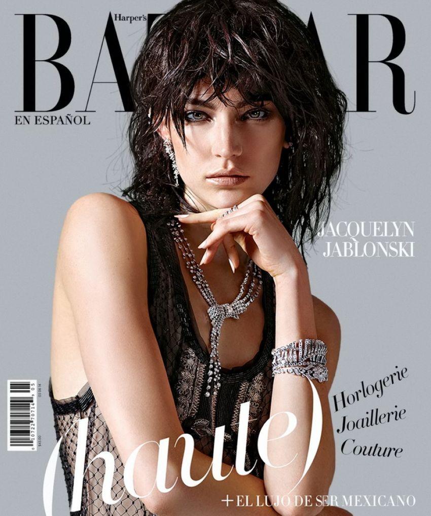 Seksi Jacquelyn Jablonski za Harper's Bazaar