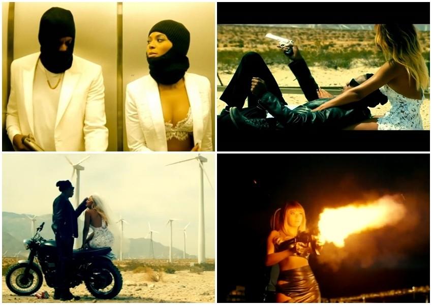 Beyonce i Jay Z snimili genijalan mini film za najavu turneje
