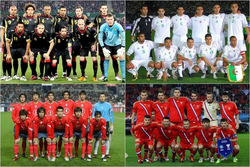 Svjetsko nogometno prvenstvo, Brazil 2014, Skupina H