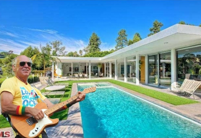 Dom Jimmyja Buffeta na Beverly Hillsu
