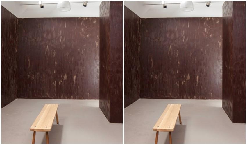 Predstavljamo vam sobu s čokoladnim zidovima