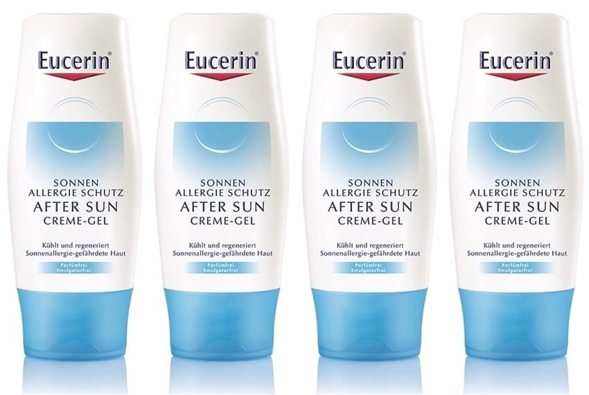 Krema-gel za zaštitu od alergija nakon sunčanja, 150