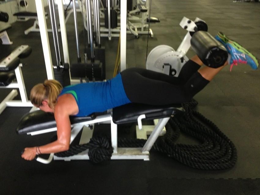 Sexy do ljeta: Vježbe s utezima