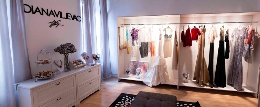 Diana Viljevac showroom