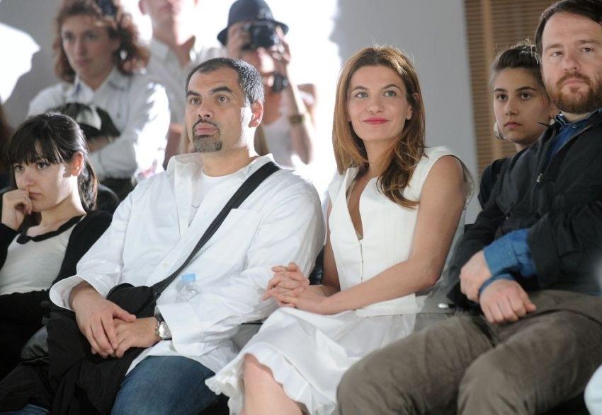Ivana Omazić s bratom Mislavom Antom Omazićem na Dreft Fashion Weeku Zagreb