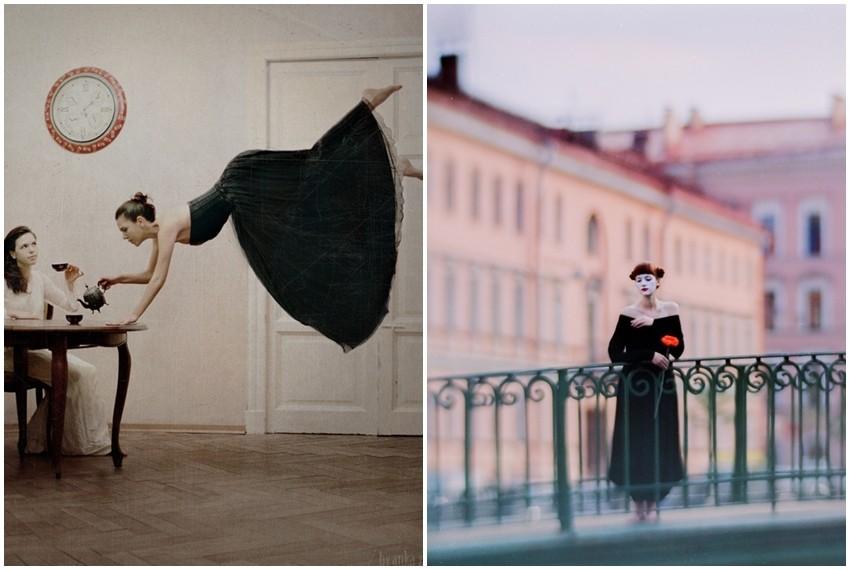 Umjetnička fotografija Anke Zhuravleve