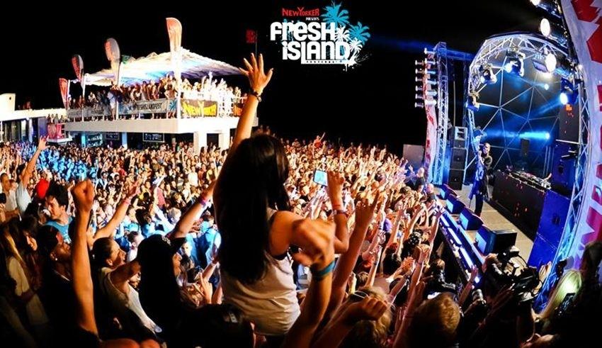 Amerikanci poludjeli za Fresh Island Festivalom