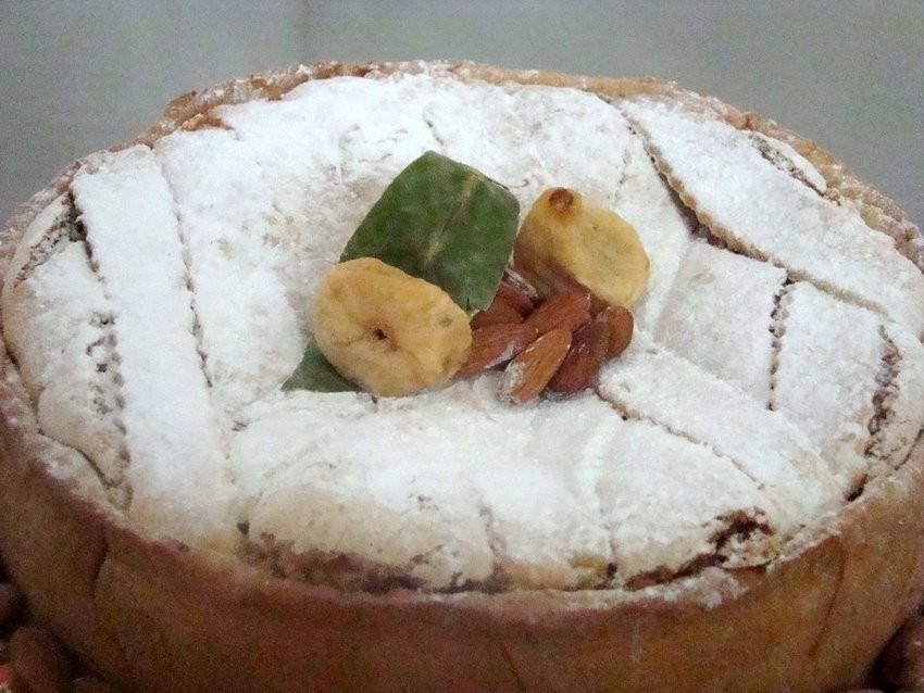 Imotska torta, Grdelin torte