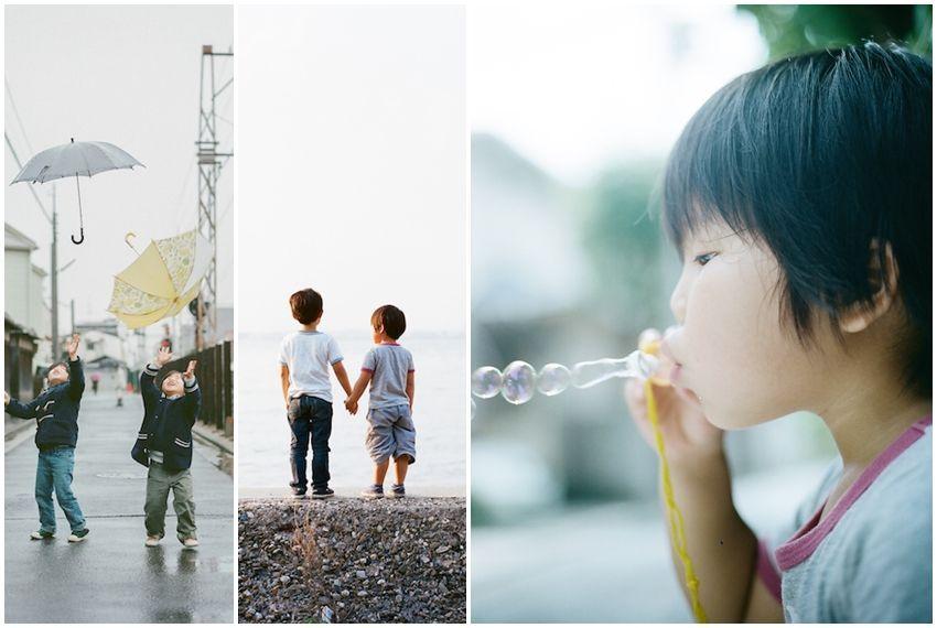Fotografije Hideakija Hamada