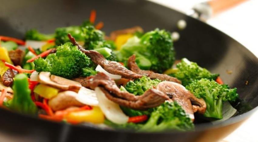 Povrće iz woka