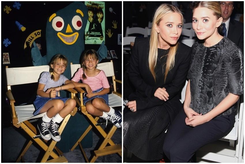 Stilska evolucija sestara Olsen