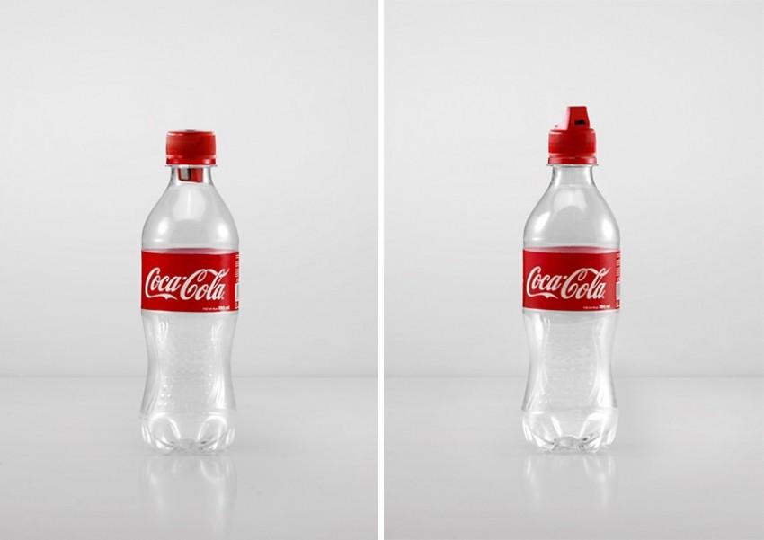 Novi život bočice Coca Cole