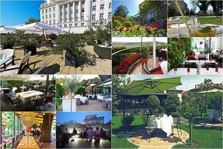 Lista top 20 naljepših i najopuštajućih restauranskih terasa u Zagrebu