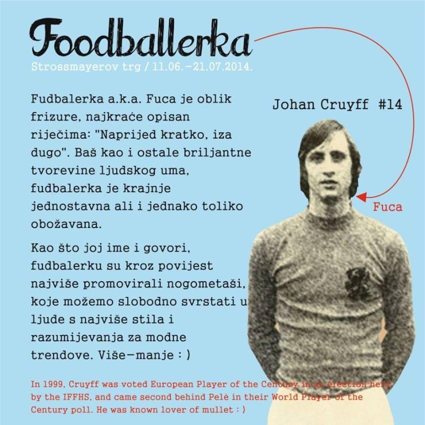 Foodball gourmet-nogometni festival, Zagreb