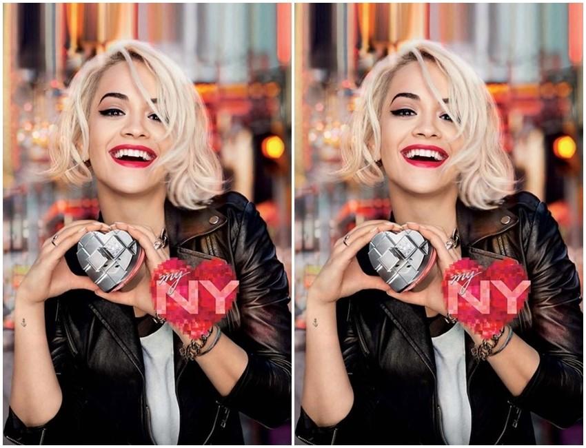 Rita Ora lice novog DKNY parfema