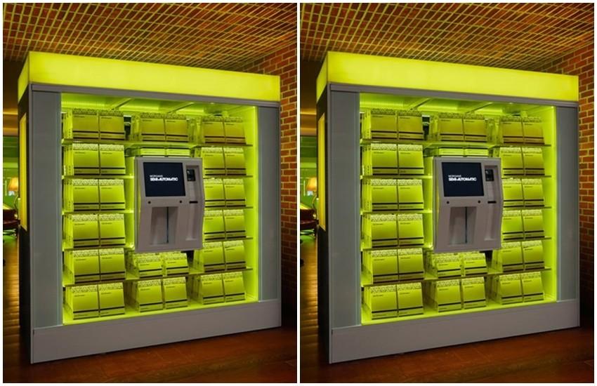Predstavljamo 10 najluksuznijih automata na svijetu