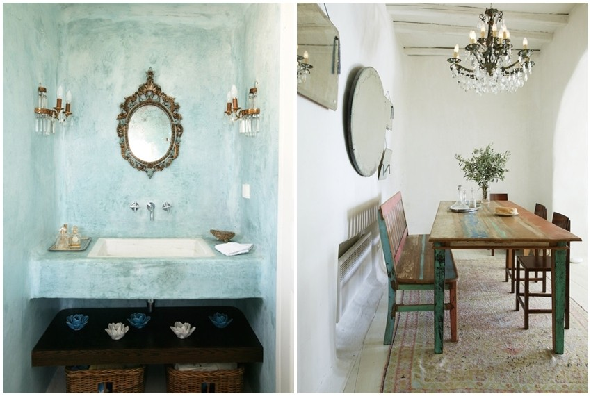 Grčki dom poznate dizajnerice interijera