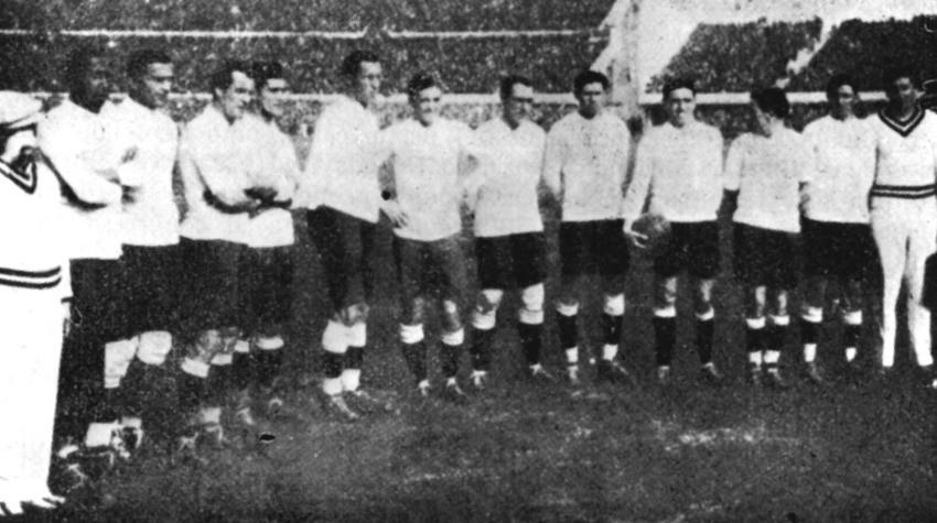 FIFA 1930. godine