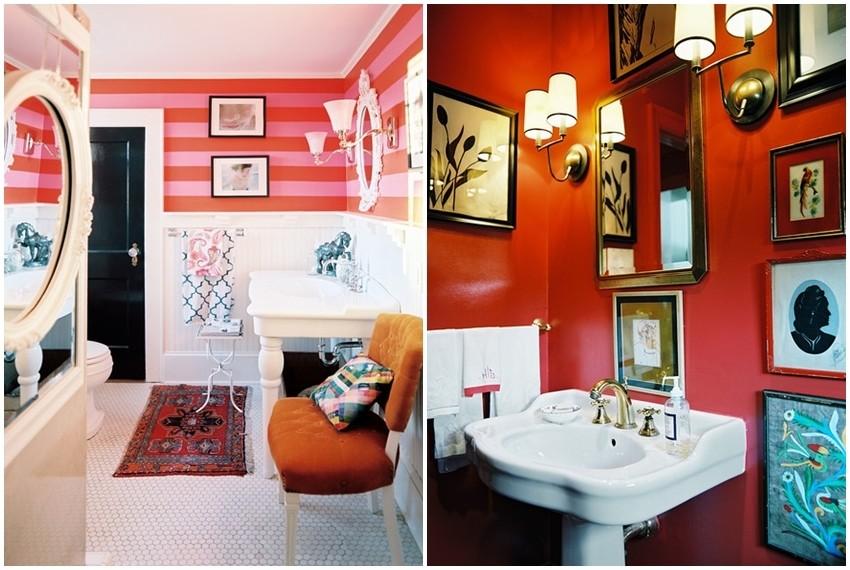 Dekorativni stilovi u kupaonici