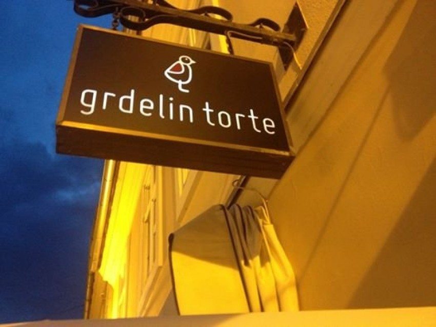 Grdelin torte, Tkalča Zagreb