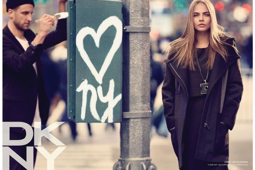 Cara Delevigne želi tebe za novu DKNY reklamu
