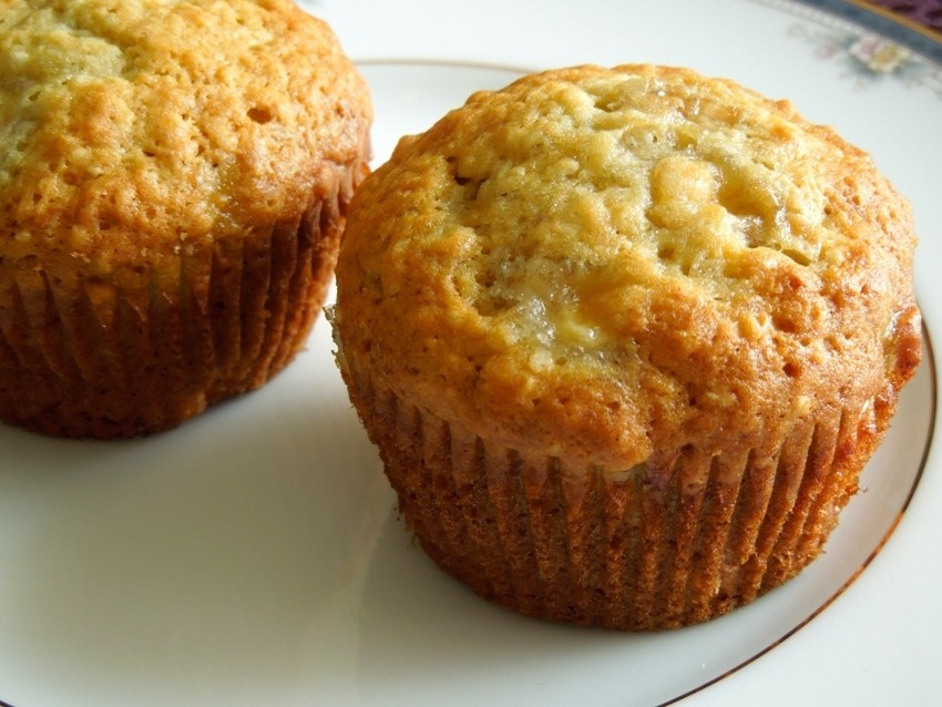 Zdravi i niskokalorični muffini bez šećera