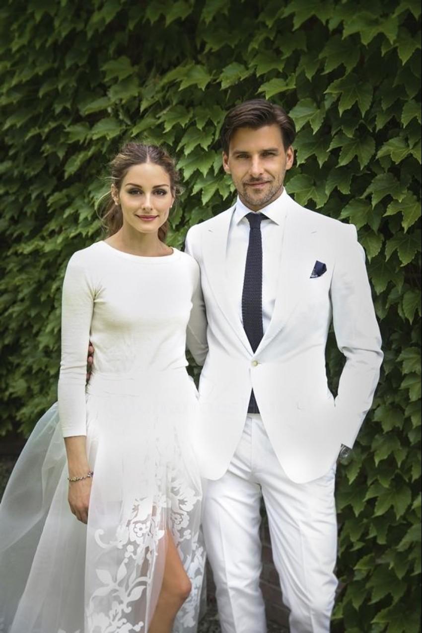 Svi detalji vjenčanja Olivie Palermo i Johannesa Huebla
