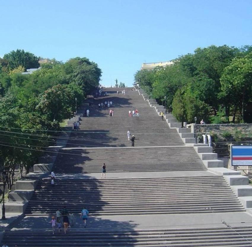 Potemkin Stairs, Ukraine