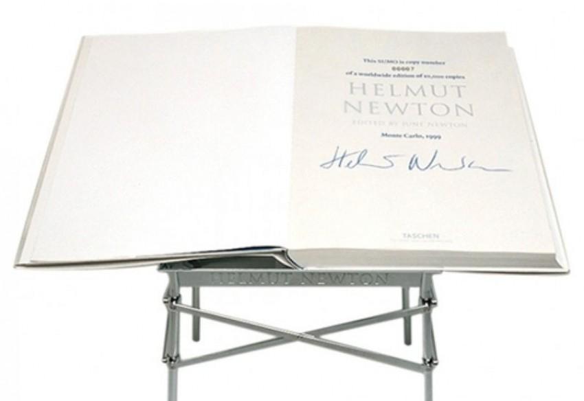 Helmut Newton's SUMO by Taschen: