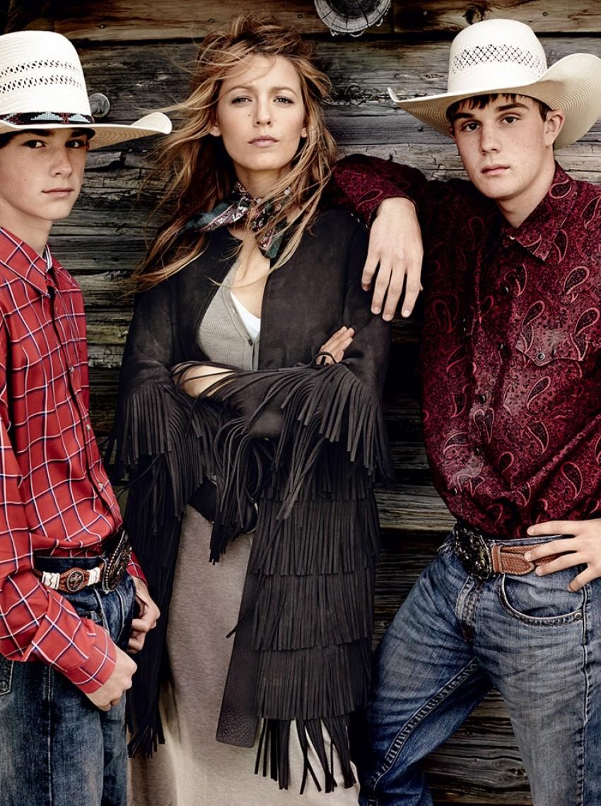 Prekrasna Blake Lively zasjala u novom Vogueu