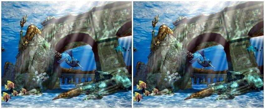 Dubai dobiva najveći podvodni tematski park