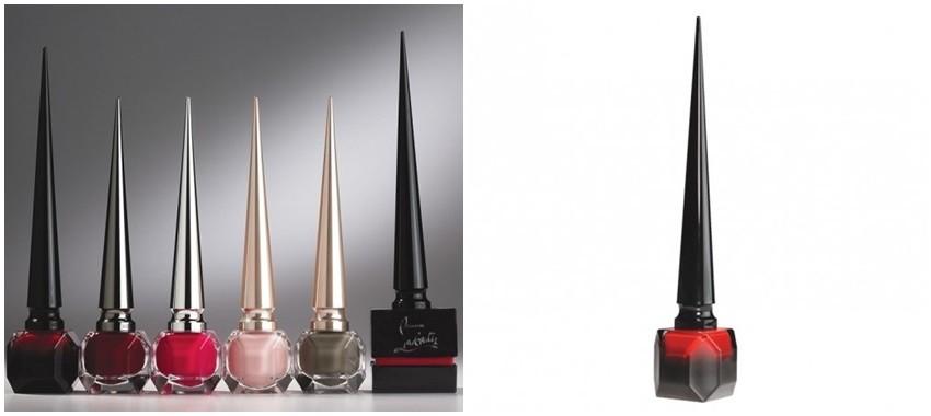 Nalakirajte nokte Louboutin crvenom bojom