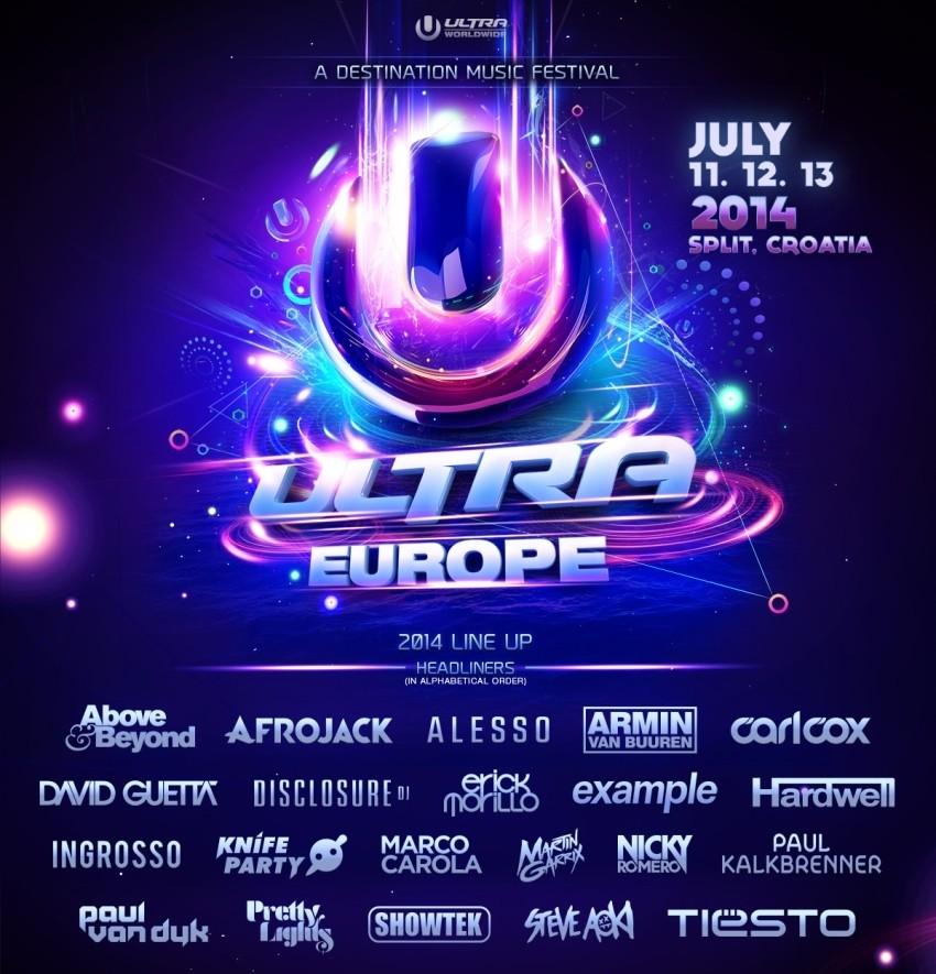 Najbolji festival elektronske glazbe u Splitu i Hvaru