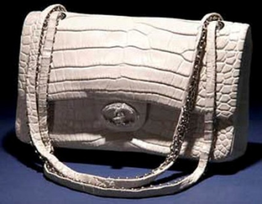 The Chanel Diamond Forever Classic   Cijena: $261,000