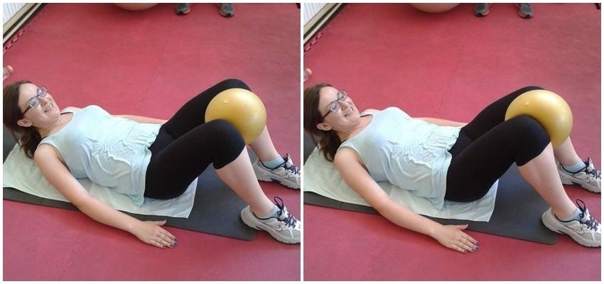 Sexy do ljeta: Pilates lopta za kraj tjedna