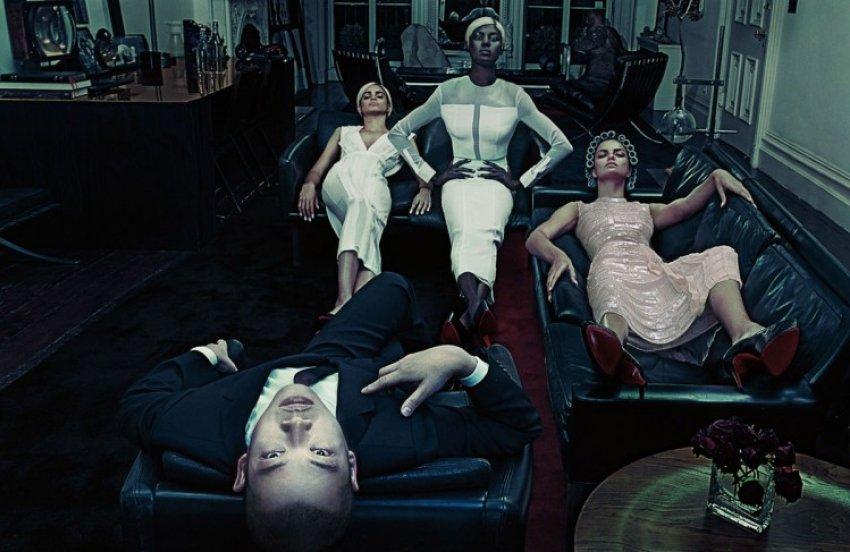 Steven Klein za Jason Wu: Mračno i otkačeno