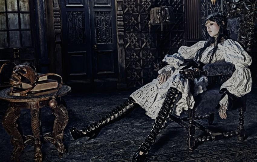 Sablasna ljepotica i konji: Nova kampanja Alexandera McQueena