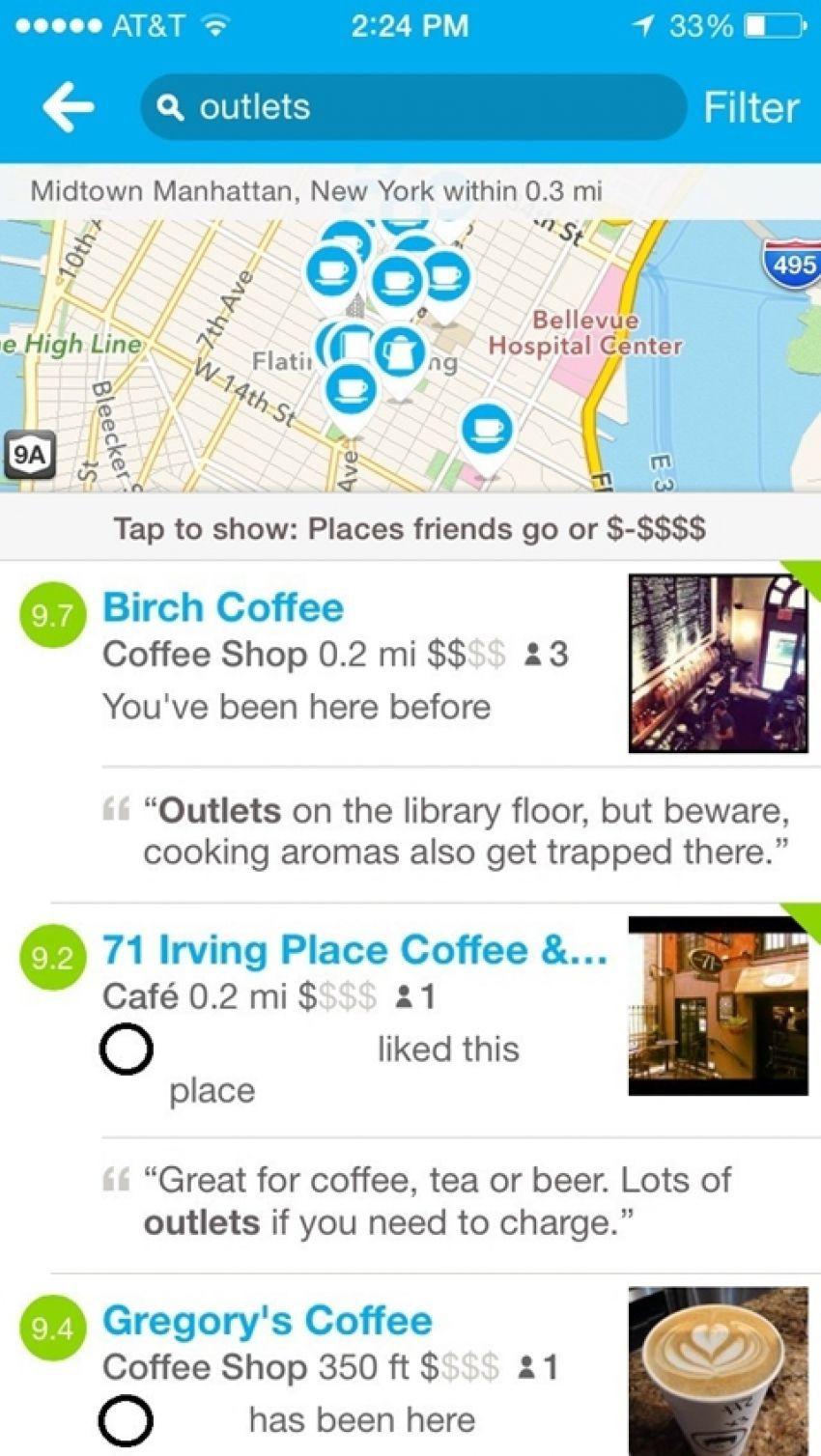 Vjerujemo da ste svi čuli za aplikaciju Foursquare - društvenu mrežu pomoću koje se označavate na raznovrsnim lokacijama i time ostvarujete različite pogodnosti. No to nije jedino za što je možete rabiti!  Foursquare je ujedno i izvrstan planer, a do