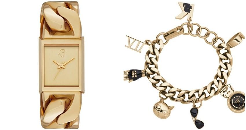 Karl Lagerfeld izdaje kolekciju satova za jesen/zimu 2014./15.