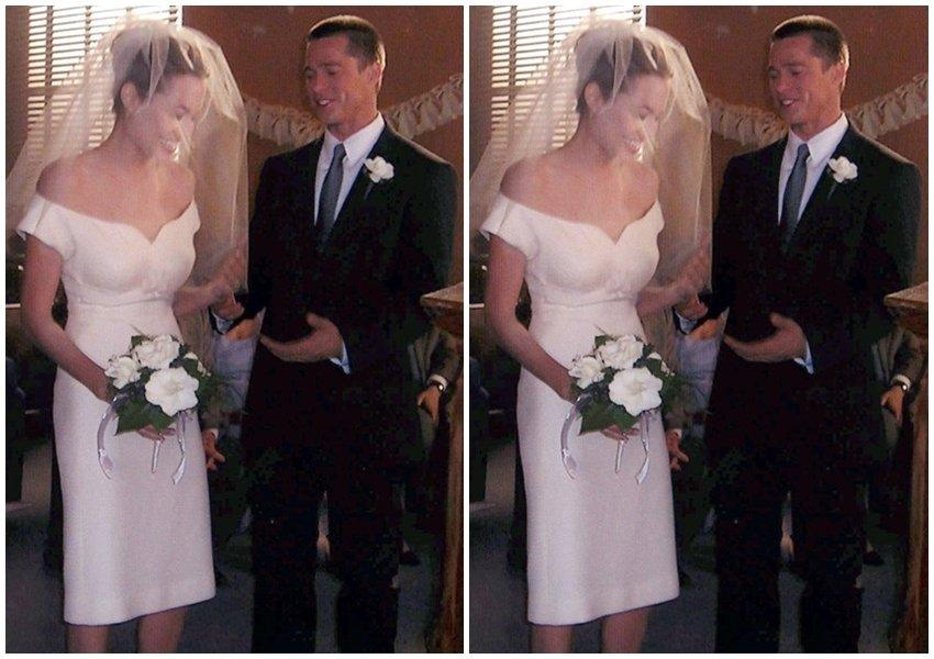 Vjenčali se Angelina Jolie i Brad Pitt!