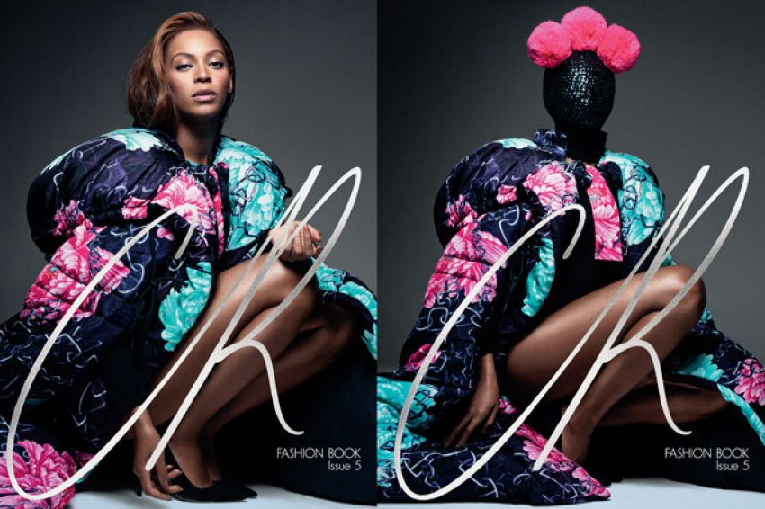 Beyonce ukrasila naslovnicu CR Fashion Booka