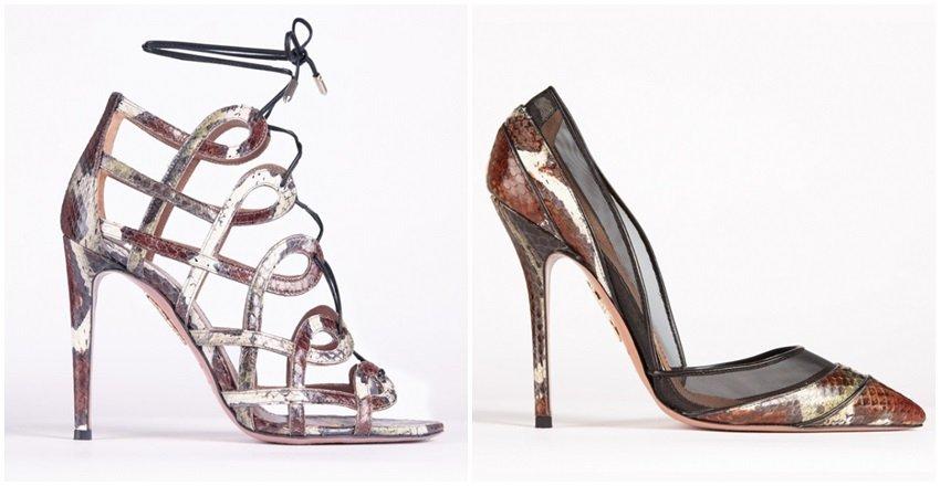 Prvi pogled na cipele s potpisom Olivie Palermo
