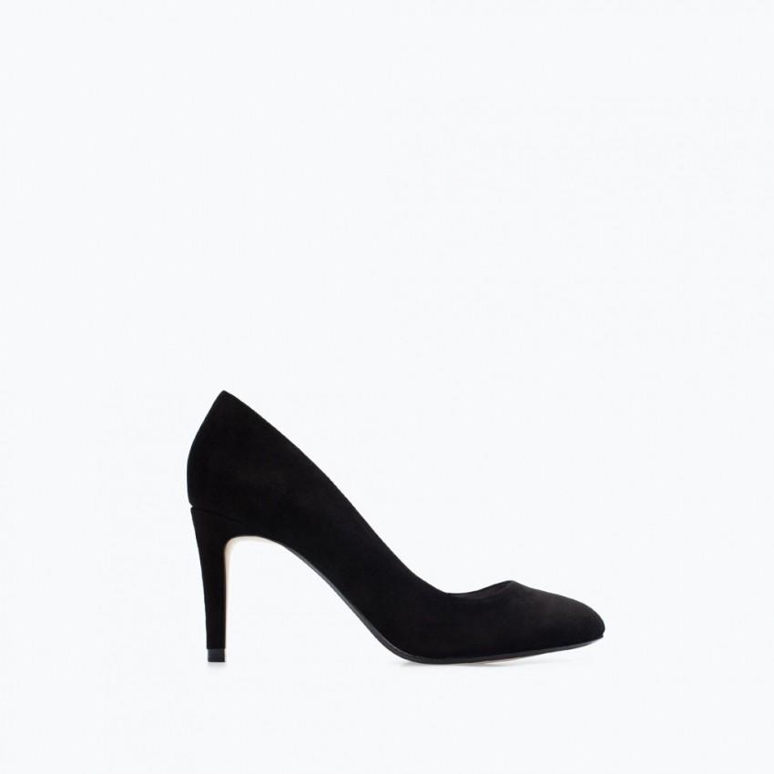 Zara Leather Court Shoe 85mm (399,90kn)