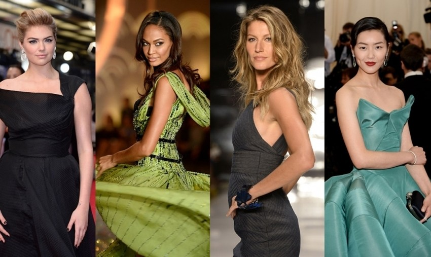 Ovo su najplaćenije manekenke na svijetu u 2014.
