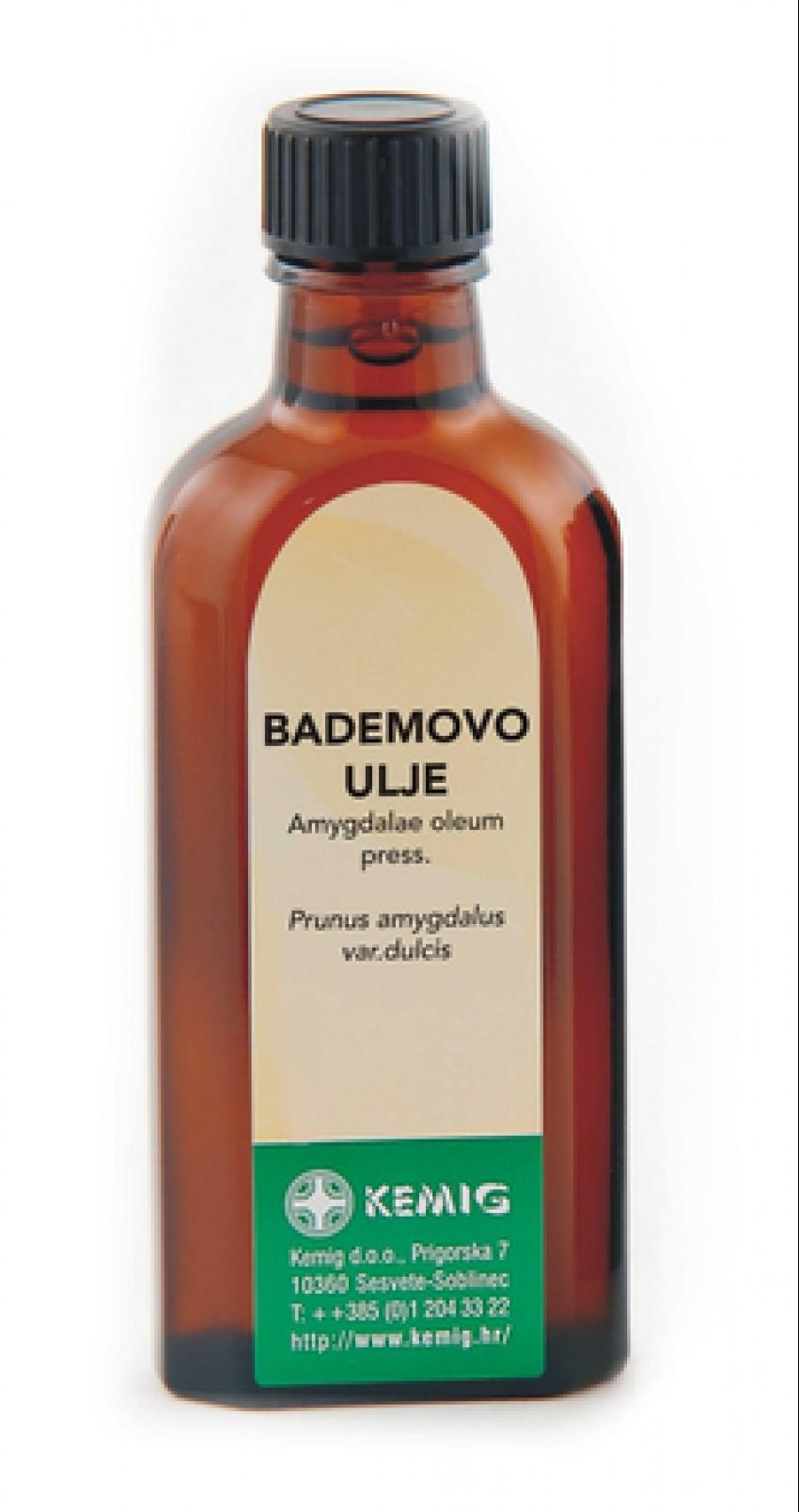 bademovo ulje