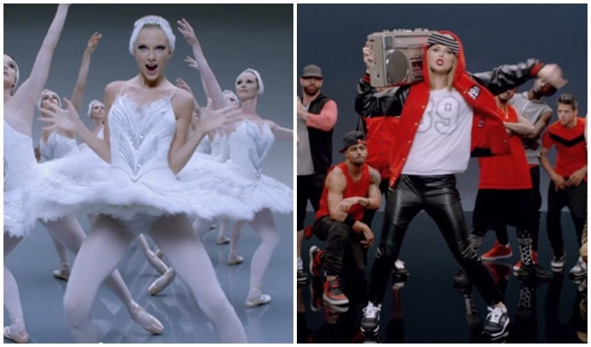 Novi spot Taylor Swift je urnebesno sladak